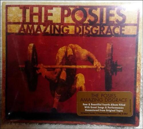 "The Posies - Amazing Disgrace(2CD:2018 remaster&bonus tracks): ""So ..."